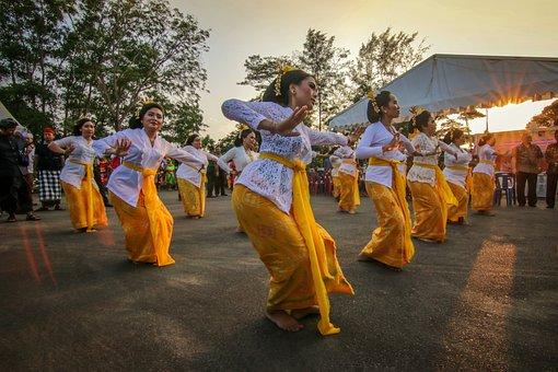 Bali, Dance, Indonesia, Culture, Travel, Religion