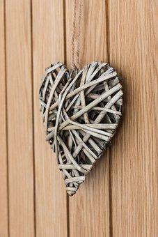 Heart, Interior, Decoration, Beautiful, Ornament, Style