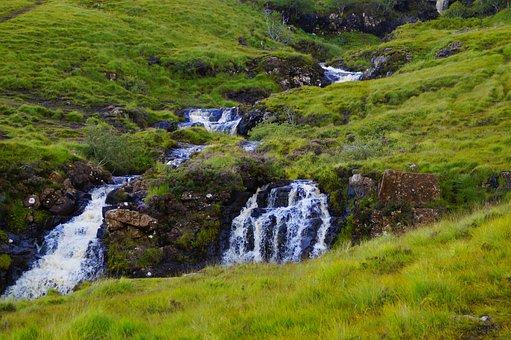 Mystical, Feenpool, Fairies, Scotland, Isle Of Skye