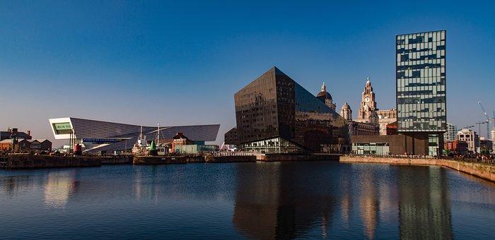 Liverpool, England, Northwest, Albert Docks
