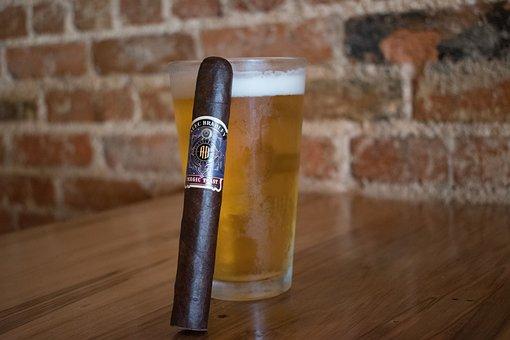 Cigar, Beer, Maduro, Ipa, Craft Beer, Alec Bradley