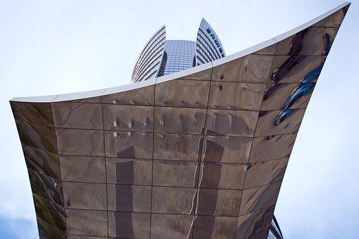 Building, High, Architecture, Urban, Modern