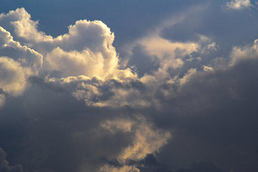 Clouds, Storm, Spectacular, Atmosphere, Nature