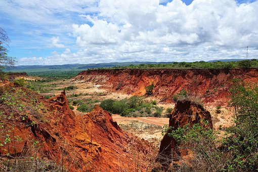 Park, Madagascar, Tsingy Rouge, Earth, National Park