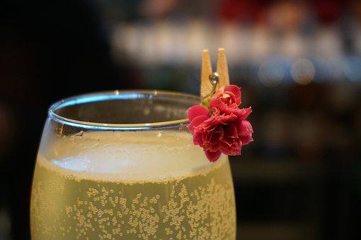 Champagne, Glass, Party, Drink, Wedding, Celebration