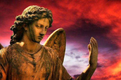 Angel, Angel Figure, Figure, Sculpture, Statue