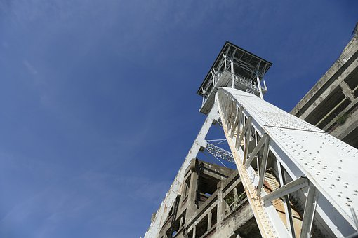 Architecture, Industrial, Mine, Belgium