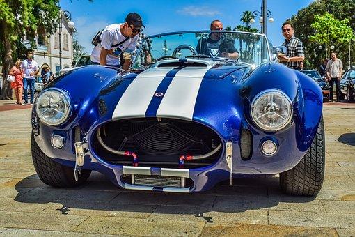 Car, Auto, Classic, Automotive, Shelby Ac Cobra