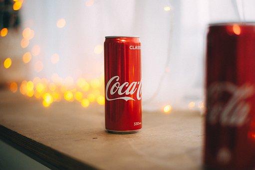 Drink, Cola, Soda, Lights