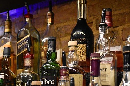 Scotch, Whisky, Whiskey, Alcohol, Liquor, Drink, Bar