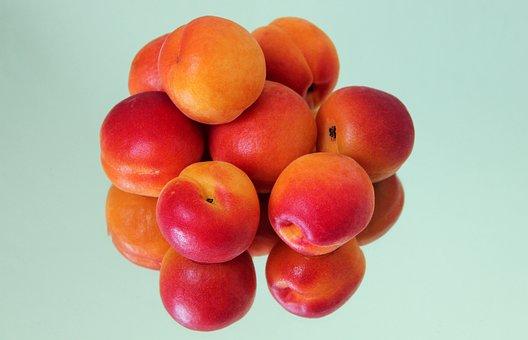 Apricots, Fruit, Food, Fresh, Healthy, Sweet, Vitamins