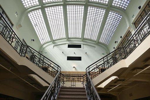Architecture, Industrial, Interior, Belgium, Flanders