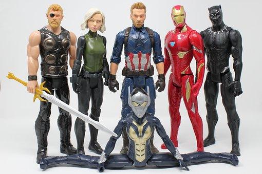 Avengers, Superhero, Marvel, Hero, Comic, Dc, Cartoon