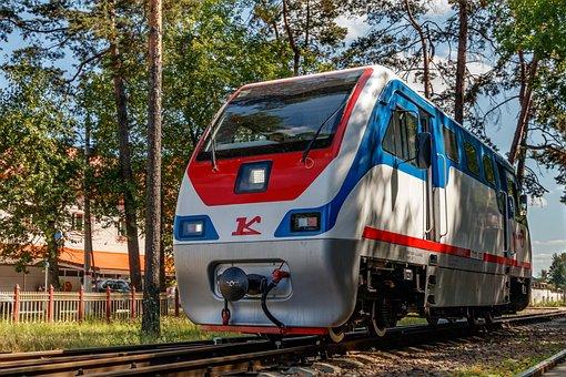 Locomotive, Diesel Locomotive, Motion, Train