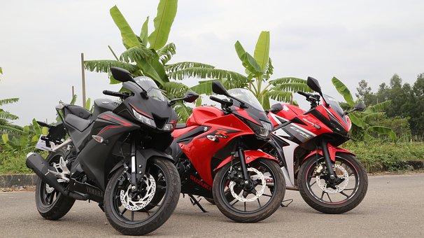 Bike, Motorcycle, N, Motorbike, Motocross, Speed, Sport