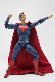 Superman, Super, Strength, Muscles, Superhero, Hero