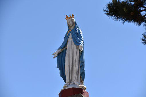 Our Lady Of The Guard, Religious Monument, Belief