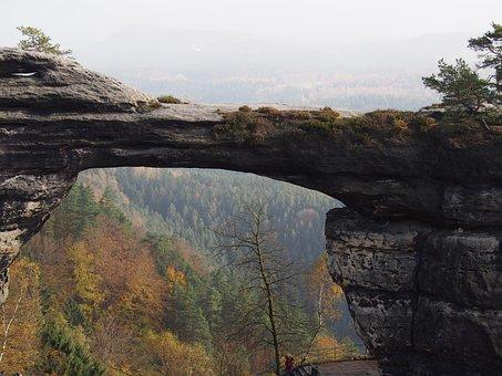 Nature, Mindset, Outdoor, Czech, Border, Sky, High