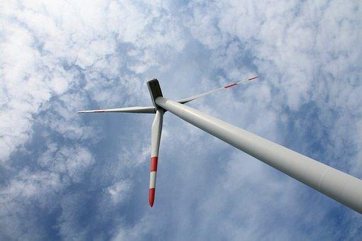 Pinwheel, Wind Power, Energy, Wind Energy