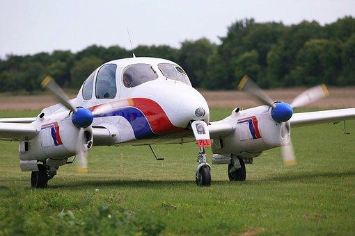 Airport Znojmo, Airshow, Historic Aircraft