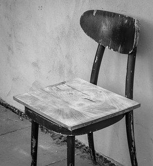 Chair, Wall, Wood, Atmosphere, Architecture, Building