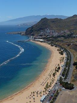 Beach, Water, Sea, Coast, Sand Beach