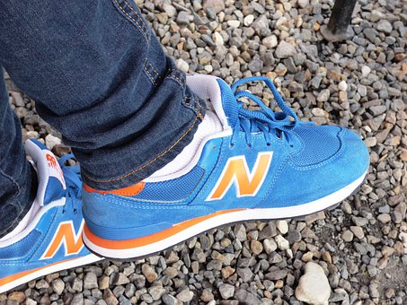 Shoes, New Balance, Footwear, Adidas, Trainers, Blue