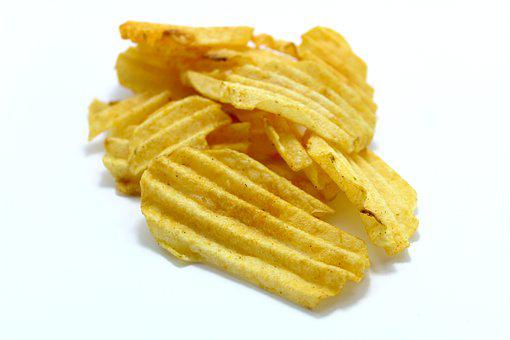 Snack, Snacking, Potatoe, Potato, Food, Bowl, Junk