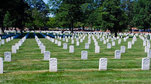 Arlington, National, Cemetery, Memorial, Washington