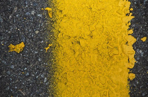 Tar, Road, Mark, Yellow, Central Reservation, Stripes