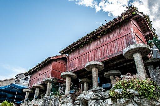 I Horreo, Combarro, Galicia, Spain