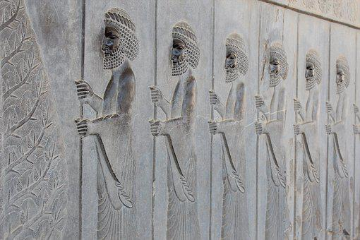 Persepolis, Iran, Ancient, Persia, Iranian, Monument
