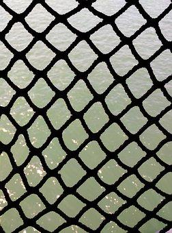 Net, Web, Knots, Linked, Pattern, Texture, Nautical