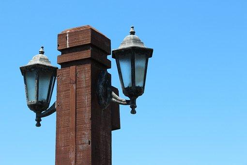 Lighting, Sky, Banister Here