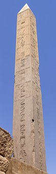 Obelisk, Karnak, Temple, Nile, Luxor, Egypt, Culture
