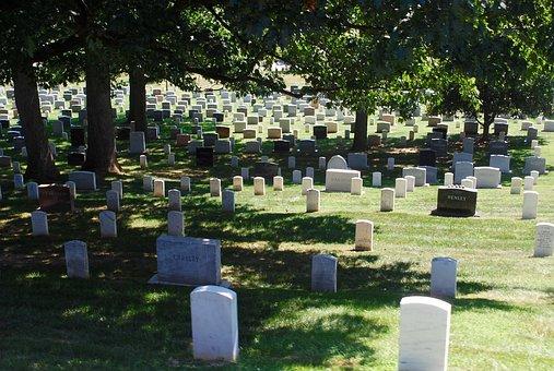 Arlington, National, Cemetery, Washington, Memorial