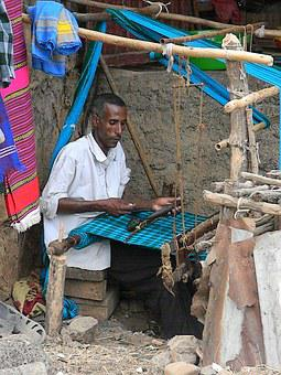 Africa, Loom, Ethiopia, Nile, Tradition, Cloth