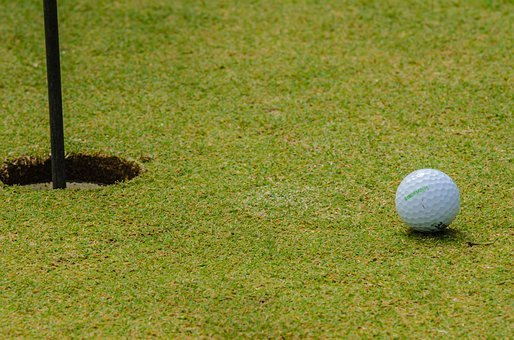 Golfing, Golf, Ball, Sport, Golfer, Putt, Outdoor