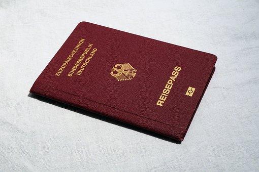 Passport, Pass, Travel, Document, Id, Go Away