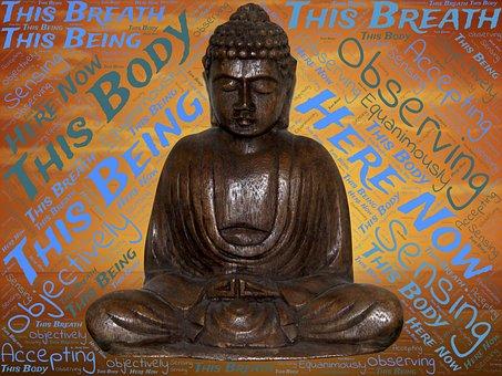 Buddha, Meditation, Contemplation, Statue, Peace, Zen