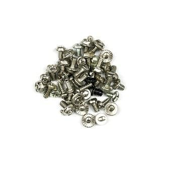 Screws, Steel, Pile, White, Metal, Equipment, Hardware