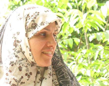 Woman, Islam, Face, Portrait, Iran, Scarf, Female