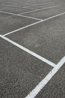 Asphalt, Mark, Road, Road Markings, Tar, Parking