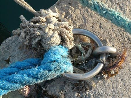 Dew, Rope, Cordage, Fixing, Woven, Knitting, Knot