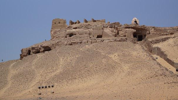 Egypt, Desert, Aswan, Sand, Africa, Nile, Egyptian