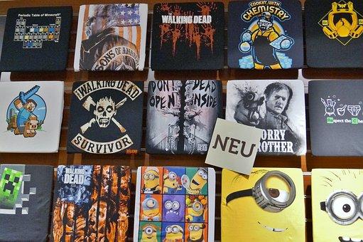 Elbenwald, Shop, Comics, Favorite Heroes