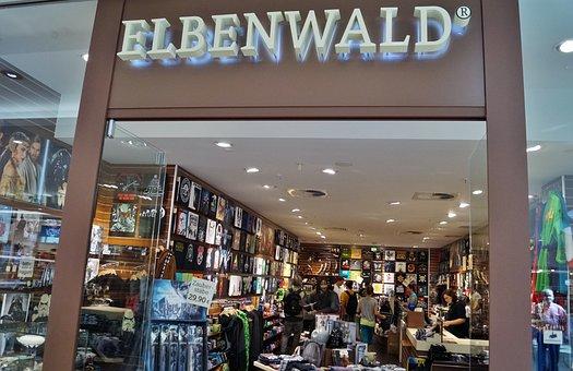 Elbenwald, Shop, Stall, Comics, Favorite Characters