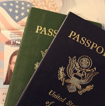 Passport, United States, Documentation, Travel