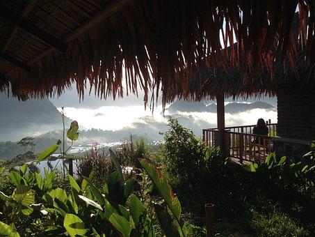 Puluong Retreat, Mai Chau, Vietnam, Travel, Green