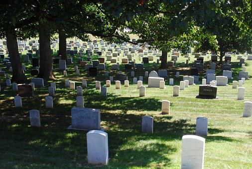 Arlington, National, Cemetery, Washington, Memorial